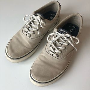 SPERRY CVO Khaki Sneakers sz. 11